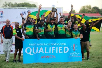 Jamaica have been crowned 2017 Rugby Americas North (RAN) Sevens Champions. Photo: Facebook