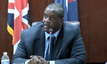 Premier and Minister of Finance Honourable Andrew A. Fahie (R1) today, May 15, 2019 assured persons concerned about the 'fast track' Residency and Belonger status regularisation programme that he would never do anything to destroy the Virgin Islands. His main intention, he said, is to unite the Territory. Photo: Facebook.