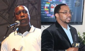 """Former Press Secretary and Sports expert Devon U. Osborne in a statement to the public lashed out at Minister for Education and Culture Hon Myron V. Walwyn for what he described as an """"incomplete"""" National Youth Policy. Photo: VINO/File"""