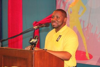 The LIME for Local and Talented initiative is the brainchild of Head of Department for Marketing and Corporate Communications BVI and TCI, Mr Kareem-Nelson Hull. Photo: VINO/File