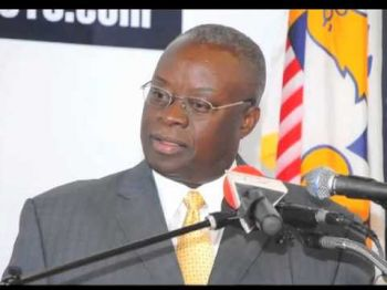 In a statement to this news site Governor-elect of the US Virgin Islands Kenn E. Mapp said his administration will work to encourage more maritime business throughout the Greater Virgin Islands as a whole. Photo: Internet source