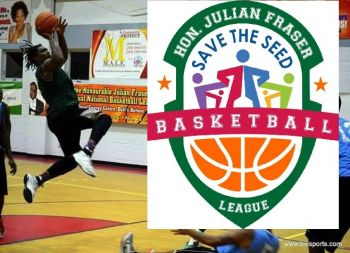The 2019 Hon Julian Fraser Save the Seed National Basketball League tips off at the Save the Seed Energy Center in Duff's Bottom, Tortola, on August 24, 2019. Photo: VINO/File