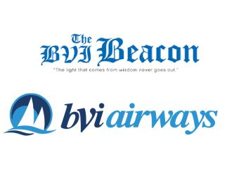 The BVI Beacon has been undertaking investigative reporting into the background of some of the owners, shareholders, and directors of BVI Airways. Photo: BVI Beacon/BVI Airways