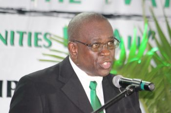 It is not clear who else will be contesting for President of the Virgin Islands Party (VIP), a position that will be left vacant since long-time president Mr Carvin Malone will not be seeking re-election. Photo: VINO/File