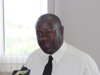 Chairman of the VI Festival & Fairs Committe, Marvin Blyden felt that Festival reports should take no more than six weeks to be completed. Photo: VINO/File