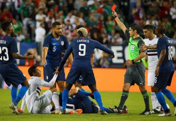 The 2019 Gold Cup final between USA and Mexico will be played from 9:00 pm at Soldier Field in Chicago, USA on July 7, 2019. Photo: Sportingpedia