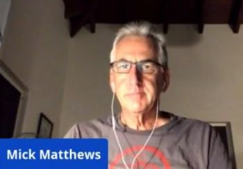 Commissioner of Police Michael B. Matthews appeared as a guest of My BVI Radio Show on February 16, 2021. Photo: Facebook