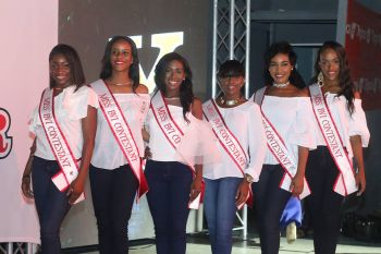 Delegates of the 2017/2018 edition of the Miss BVI pageant are still to be the prizes they won in the pageant held August 2017, almost a year ago. Photo: Facebook