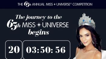 The 65th Miss Universe pageant will see more than one hundred participants in the international event. Photo: Miss Universe.com