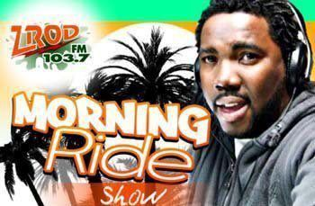 Bishop Cline was speaking on the Morning Ride Show on ZRod FM with host Paul 'Gadiethz' Peart today, October 15, 2013. Image:provided