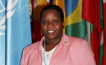 Permanent Secretary in the Ministry of Education and Culture, Mrs Carolyn O'Neal-Morton has been forced out of the civil service by the current Government. She was reassigned to special projects with the Governor's Office in 2011 and is now asked to retire from the service effective April 2013. However, there are many in the civil service with more years than her and much older, including the controversial Deputy Governor V. Inez Archibald. Photo: Facebook
