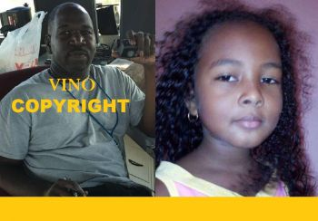 The territory has been on edge following the shooting death of 11 year old Trinity A. Moses (right) and Air Traffic Controller Mr Franklin E. Penn Jr, 41, on November 22, 2017 at West End, Tortola. Photo: VINO/Facebook