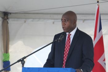 Education Minister Hon. Myron V. Walwyn stated previously that until the discussion is further developed, he intends to act on the advice of a wide cross-section of teachers to revert to the 60% for exams and 40% for school-based assessment format. Photo: VINO/File
