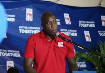 """I see some of them frothing at the mouth but they only frothing because the government did not renew their contract at the Port. That's why they frothing,"" Mr Walwyn said. Photo: Facebook"