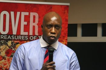 The first 'Open Mic' programme will discuss the British Nationality Act which Education Minister Hon. Myron V. Walwyn said recently was divisive and should be a thing of the past. Photo: VINO/File