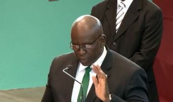 Hon Carvin Malone as HoA Member is a Director in the company known as Island Block Corporation, Ltd,and Caribbean Basin Enterprises (BVI) desirous of providing paid services to the Government. Photo: VINO/File