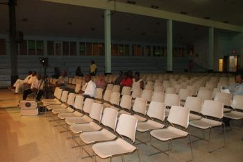 One of the meetings of the Minimum Wage Advisory Committee saw little attendance. Photo: VINO/File