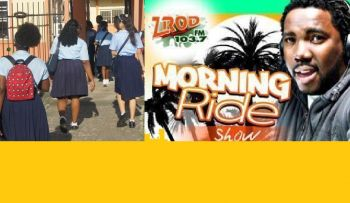 Mrs de Castro expressed her dissatisfaction with the controversial Sixth Form Programme while a guest of the Morning Ride Show on June 22, 2016. Photo: VINO/File