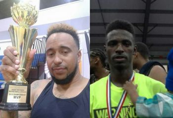 MVP of the 2016 Hon Julian Fraser Save the Seed League, Steve E. Parillon will face off against MVP of the Summer Jam 2016 A Division League Killven M. Samuel. Photos: File