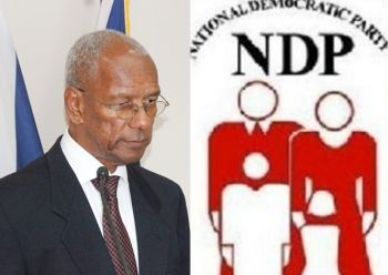 The National Democratic Party (NDP) Government of Premier Dr The Hon D. Orlando Smith has been accused of engaging in undemocratic practices. Photo: VINO/File
