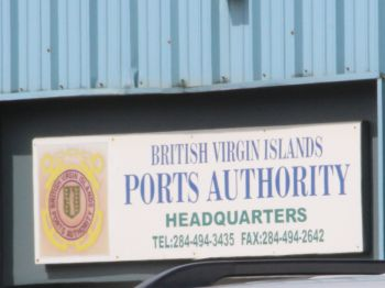 The BVI Ports Authority has been under fire since the appointment in December 2012 of its Managing Director Pastor Claude Skelton-Cline. It was last year that VINO broke the news of the Auditor General Report authored by Ms. Sonia M. Webster on the ports project. She cited in her report a web of corruption, violations of the law and blatant conflicts of interest. Photo: VINO/File