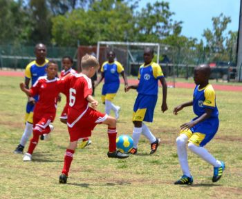 Having had the benefit of participation in an Easter Tournament in 2014 and also attendance at the BVI Football Association (BVIFA) Digicel Centre of Excellence, the current crop of players who fit into the U15 age group are more prepared than ever before to compete on the Regional stage. Photo: Provided