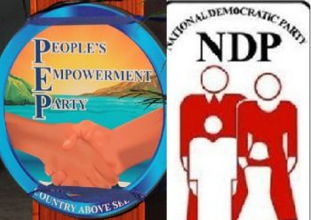 This news site has learnt that, in addition to the Virgin Islands Party (VIP) registering their concerns regarding issues that could lead to irregularities during today's June 5, 2015, Advance Polling, agents and members of the National Democratic Party (NDP) and the People's Empowerment Party also visited the Office of the Elections Supervisor with their concerns. Photo: VINO/File