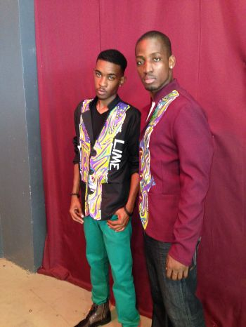 Fashion done by Mr Darryll P. Bess. Photo: Provided