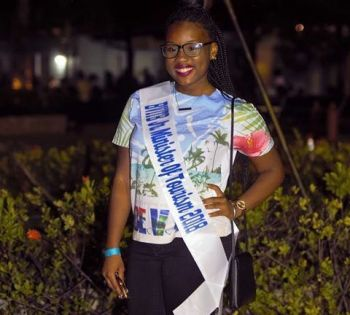 t just 16-years-old and still a High School student, Ms Jessi C. A. Wheatley, describes herself as an outgoing person who enjoys new experiences and things that can empower her as an individual. Photo: Provided