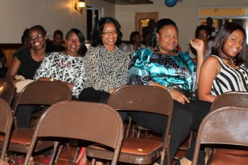 Some of the supporters of the event. Photo:VINO