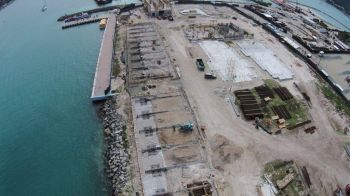 The former Communications and Workers Minister Hon J. Alvin Christopher wants to know if the Public Management Act of 2012 was violated as it relates to the BVI Ports Authority private sector investment for the Cruise Pier Extension Project (landside). Photo: BVI Ports Authority