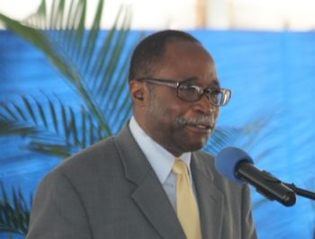 Hon Fahie did not even get the support of fellow Opposition member Hon Julian Fraser (RA) (R3) for his No Confidence Motion. It is important to note however that Hon Fraser was not in the HoA when the motion was read. Fahie also called for new members for the Virgin Islands Party of which both himself and Hon Fraser remain as members. Photo: VINO/File