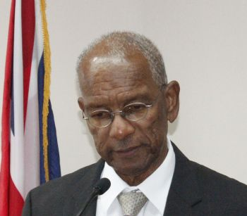 The Premier said the investment with BVI Airways is intended solely as a subsidy to assist with service to the people of the VI and direct access between the US mainland and the VI, which is important to the tourism sector. Photo: VINO/File