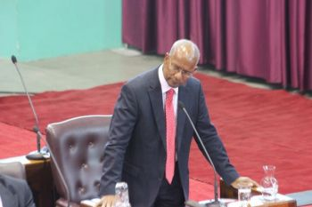 Premier and Minister of Finance Dr The Hon D. Orlando Smith. Photo: VINO/File