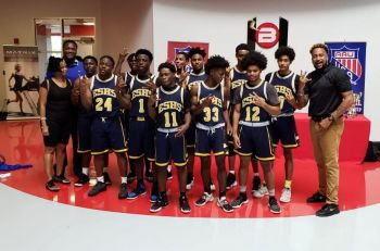 The Elmore Stoutt High School (ESHS) Senior Rams Basketball team have once again shown the world the 'balling skills' of the Virgin Islands (VI) with a clean sweep of the games at the AAU College Showcase Championships in Orlando Florida, April 13, 2019 - April 14, 2019. Photo: Provided