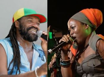 Tony Rebel and Queen Ifrica will perform on August 2, 2013 at the Ira Oliver Skelton Festiville. Photo: Provided