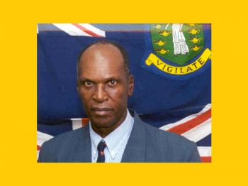 Virgin Islands News Online can confirm that former Minister for Natural Resources and Labour Honourable Reeial George, who served in a Virgin Islands Party (VIP) Administration, passed away this morning October 21, 2013 at Peebles Hospital. Photo: Legco.gov.vg