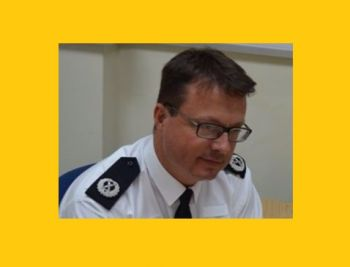 According to Virgin Islands News Online's usually reliable sources, the new Commissioner of Police of the Royal Virgin Islands Police Force is Mr Robin Smith who served as the Assistant Chief Constable of Sussex Police Department. Photo: Twitter