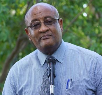 Minister for Health and Social Development, Honourable Ronnie W. Skelton (AL). Photo: VINO/File