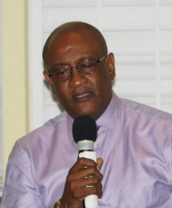 Honourable Ronnie W. Skelton (AL) is among the high profile NDP members—himself a founder member—to have resigned from the party in recent weeks, to lead a breakaway group called Progressive Virgin Islands Movement. Photo: VINO/File
