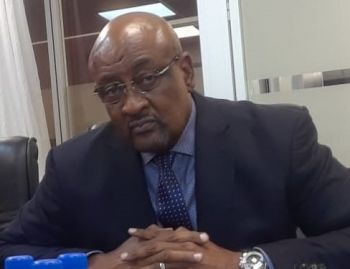 Former Minister for Health and Social Development, Ronnie W. Skelton was fired from the NDP Cabinet and formed his own party—Progressives Virgin Islands Movement (PVIM). Photo: VINO/File