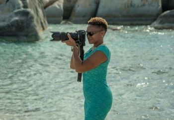 """Even with the book publishing deal, her job and business, Ms Thomas also revealed that she has a passion for photography, """"My hobbies are, exercising, photography – mostly landscapes/scenery, drawing (art), writing poetry, reading, travelling, site seeing and quality family time."""