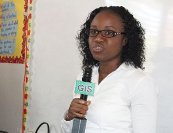 The collaboration with the BVI Diabetes Association, according to Underwriting Supervisor at Caribbean Insurers Limited Ms Ruth Phillips, is to encourage the public to be more proactive towards preventing and reducing the risk of chronic diseases and their damaging effects on the body. Photo: VINO/File