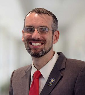 Mr Ryan Geluk has been accused of interjecting the Rotary Club of Road Town into local politics, a move that can undermine the service organisation's credibility. Photo: BDO