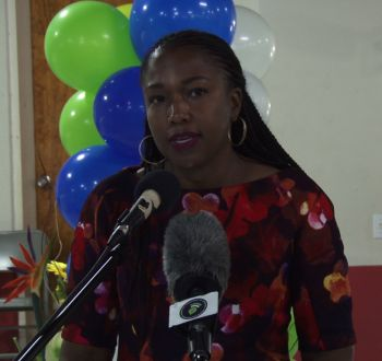 Chairwoman of the Board of Director of the BVIHSA Mrs Ayana I. Glasgow-Liburd said on Friday that the facility now has a budget in the vicinity of $1.5ml. Photo: VINO