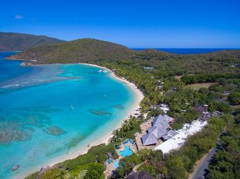 "The caller stated on public radio that when Little Bay Hotel on Virgin Gorda was closed, ""none of the natives got help, the natives were not provided for… that is a fact 100% true,"" she alleged. Photo: Internet Source"
