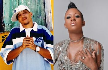 From left: Soca artistes Rupee of Barbados and Fay-Ann Lyons of Trinidad and Tobago have been included in the line-up for Virgin Islands Emancipation Festival 2017. Photo: Internet Source