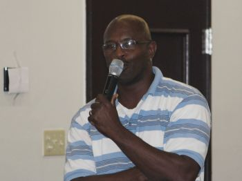 On a previous show, host, Julio Sam Henry, made an appeal to Hon. Vanterpool to suspend disconnection of power and water for the people of the Territory for the rest of September and October. Photo: VINO/File