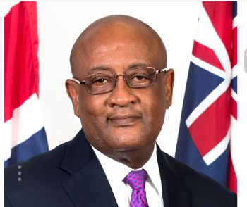 Minister for Health and Social Development, Hon Ronnie W. Skelton (AL) has announced that Government will be assisting persons with the repairing of their hurricane damaged homes. Photo: GIS/File