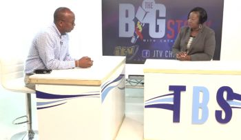 Skelton-Cline made the utterances on the September 27, 2019, edition of 'The Big Story' on Japhix Television (JTV) with host Cathy O. Richards. Photo: Facebook